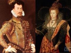 Граф Роберт Лестер и Елизавета I Английская