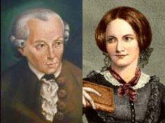 Иммануил Кант и Мария Шарлота Якоби