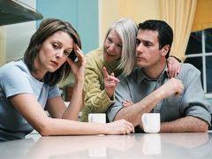 Пока жены нет что делает зять с родней