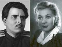 Симонов и серова история любви